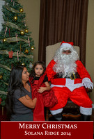 Solana Ridge - Santa Photos